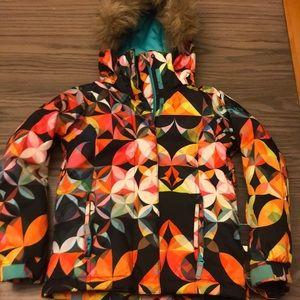 Girls Jacket-Roxy